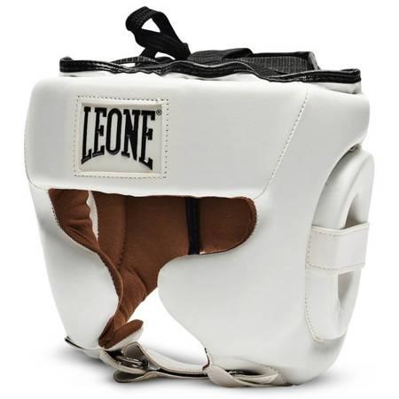 Kask bokserski model TRAINING marki Leone1947