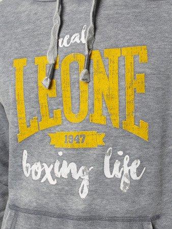 LEONE - BLUZA MĘSKA [LSM1284_STALOWA]