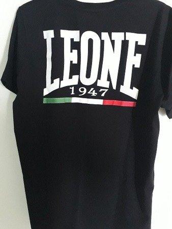 Leone - T-Shirt (czarny)
