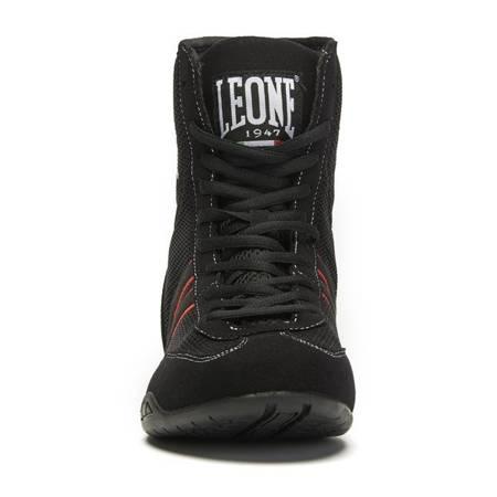 Leone1947 buty bokserskie HERMES czarne r.39 [CL188]