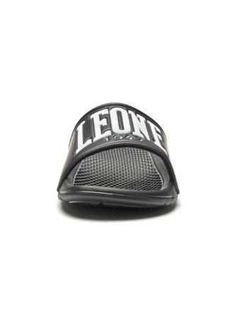 Leone1947 klapki czarne [CL170]