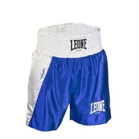 Leone1947 spodenki bokserskie seria LINEAR niebieskie rozmiar XS [AB730]