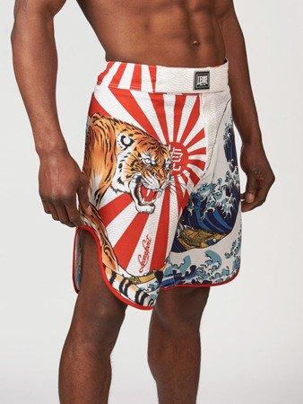 Leone1947 szorty MMA model JAPAN TIGER rozmiar S [AB915]
