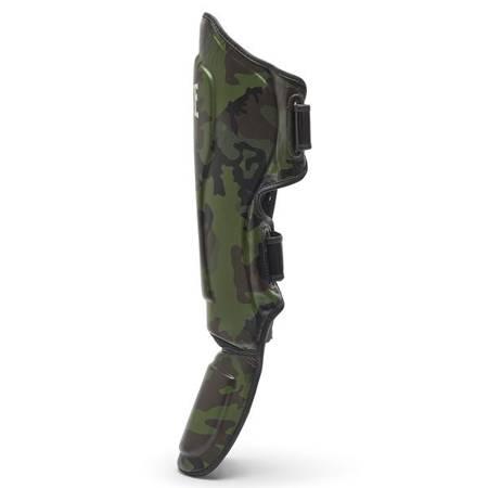 Ochraniacze na piszczele i stopy  CAMO marki Leone1947