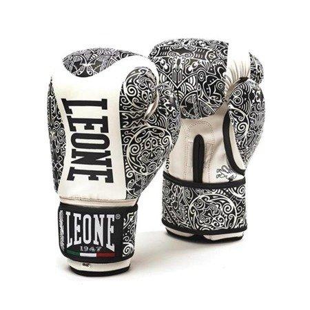 Rękawice bokserskie NEW MAORI marki Leone1947