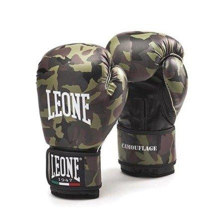 Rękawice bokserskie dziecięce CAMOUFLAGE marki Leone1947