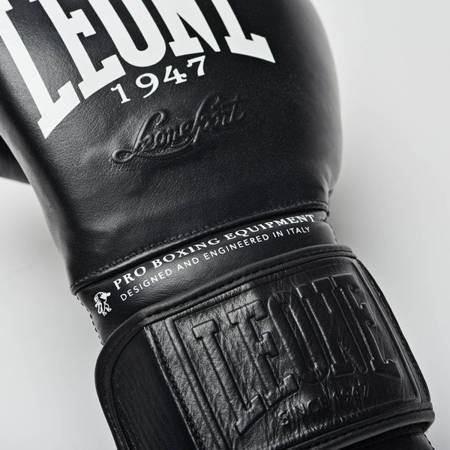 Rękawice bokserskie marki Leone1947 THE GREATEST