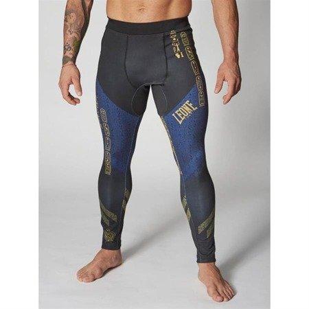 """Spodnie treningowe męskie model  """"RAMSES"""" marki Leone1947"""